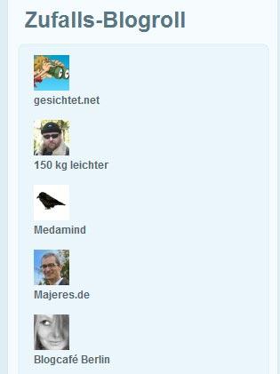 Better Blogroll-Screenshot