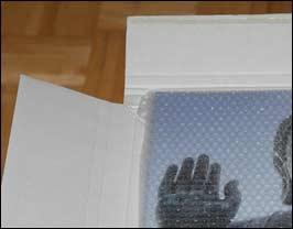 Extrafilm - hochwertige Verpackung